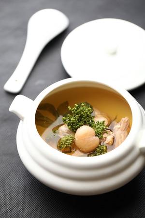 kuropatwa: herbal stewed partridge