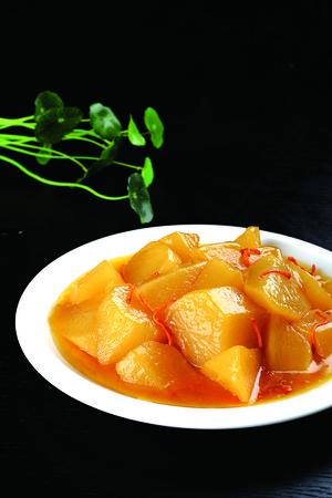 stew: radish stew