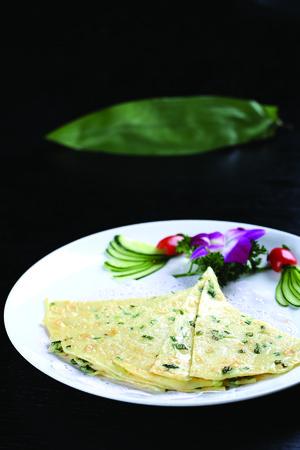scallion: scallion pancake