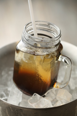 quencher: Iced plum tea