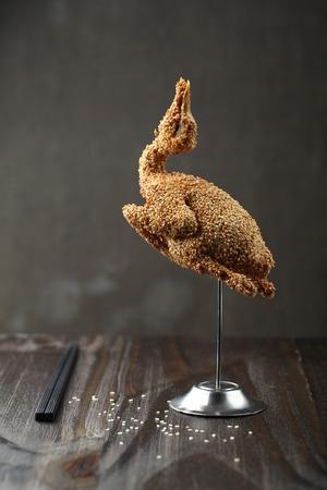 sesame: sesame chicken