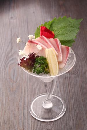 sashimi: Delicious Sashimi