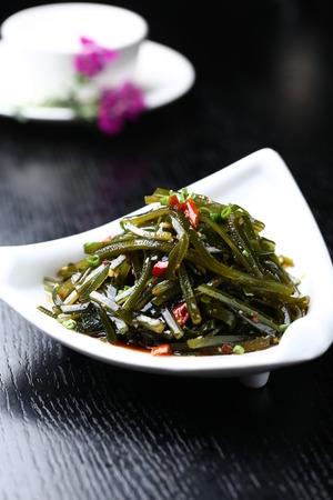 alga marina: Algas picante y amargo