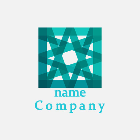 software design: Logo icon for promotion your business. Electronics, Engineering,  Medicine, Biotechnology, Science, Laboratory, Technology. Vector design
