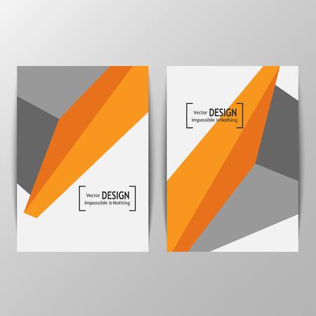 figuras abstractas: Bandera transparente corporativa o diseño de la cubierta con figuras abstractas de colores en colores brillantes y espacio para su texto. Vector
