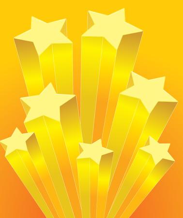 public celebratory event: Golden Rising Stars.