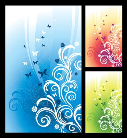 Flora Pattern Illustration
