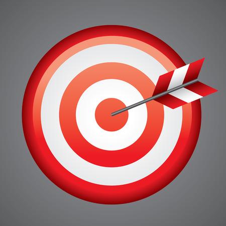 bullseye: Bull's Eye Illustration