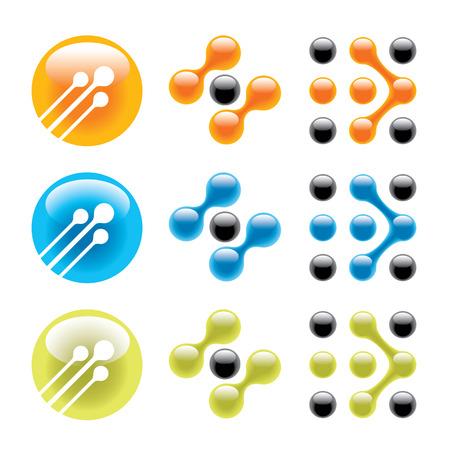 Seamless icons