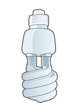 electrical appliance: Bombilla de luz  Vectores
