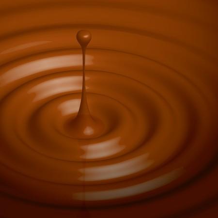 rippled: increspature di cioccolato