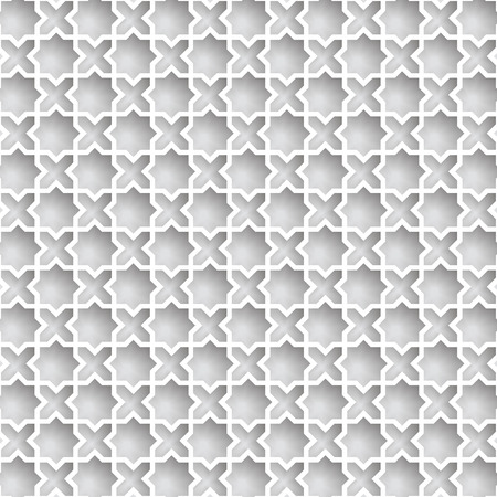 Vector 3D Muslim Paper Graphics Vector