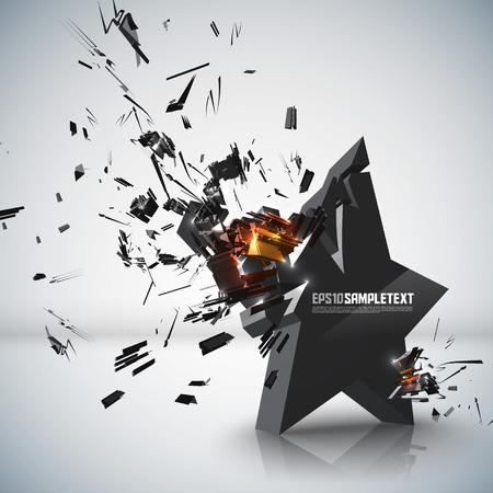 crushing: Vector Star Crushing