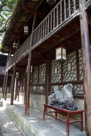roofed house: Anshun Tianlongtunbao ancient architecture