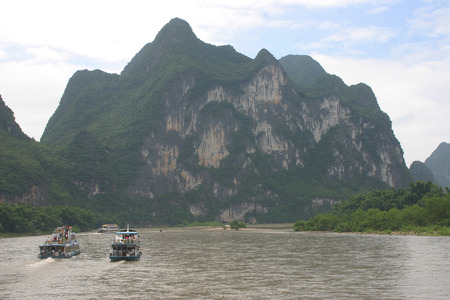 ferries: Tourist ferries on the river