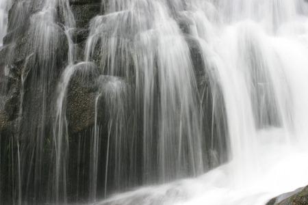 gush: Waterfall