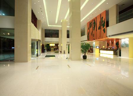 hotel lobby: Hotel lobby