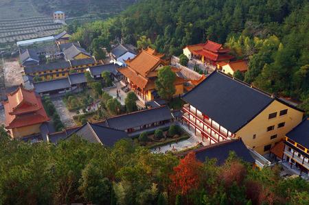 yan: Overview of Yan En Temple