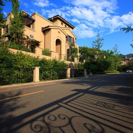 kana: A luxurious mansion with garden