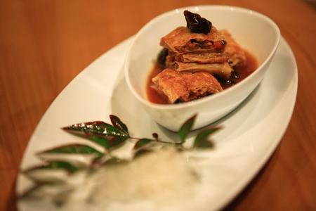 beancurd: A dish made with beancurd skin