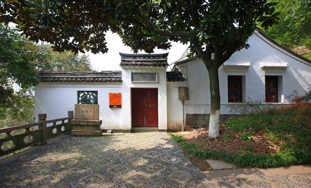 przodek: Historic pavilion as memorial to the ancestor