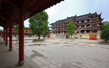 sutra: The Buddhist Sutra library in temple
