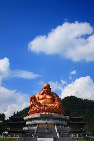 maitreya: The Great Maitreya statue in China