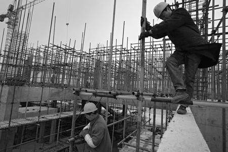 andamios: Constructores instalación de andamios