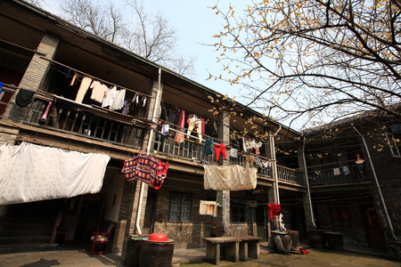 accommodation: View of an accommodation in Tian Yi Ge Editorial