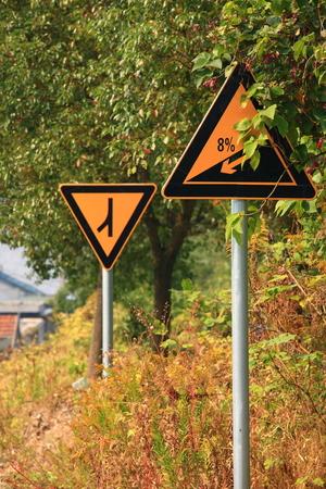 letreros: letreros de carretera