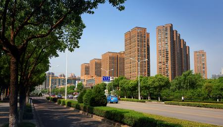 no1: Street beside Yinzhou Huamao institutions NO.1 Editorial