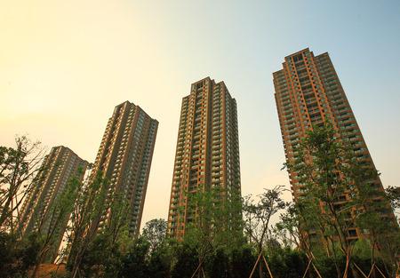 no1: Buildings in Yinzhou Huamao institutions NO.1