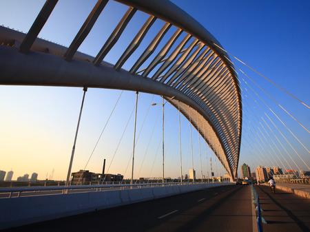 structure: Bridge structure
