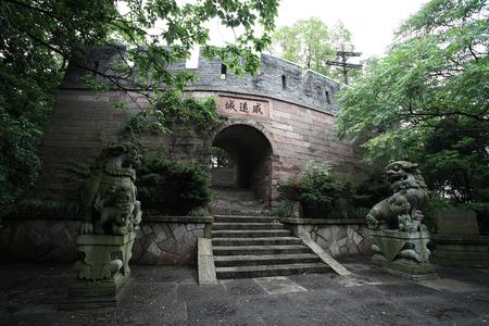 tourist attractions: Zhenhai Zhaobaoshan tourist attractions