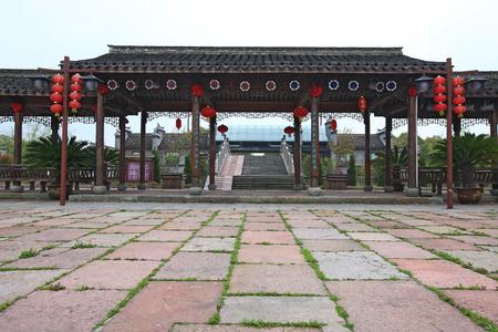courtyard: Compound of Zheng seventeen courtyard