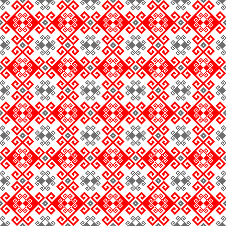 Vintage background seamless pattern