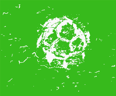 Abstract  of soccer.