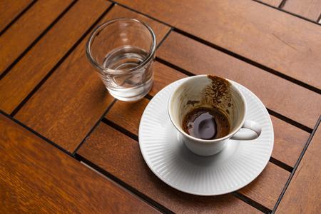 Traditional turkish coffee Stok Fotoğraf - 118124392