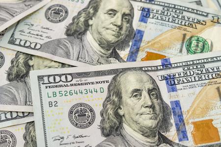 close up us dollars