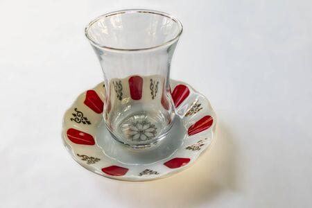 turkish tea glass cup