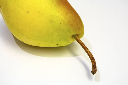 close up pear fruit