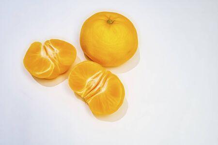 tangerine orange fruits
