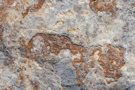 geological rock shapes and patterns Foto de archivo
