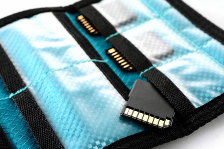sd: Stack Bag memory SD card