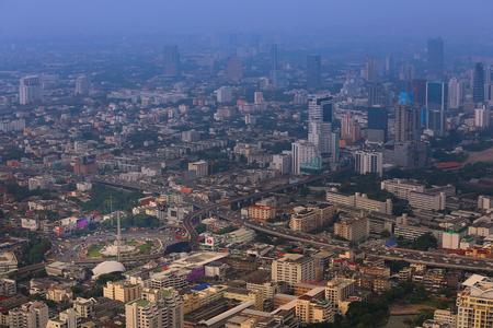 metropolis: The metropolis cityscape Editorial
