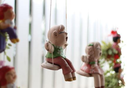 breezy: Smile Doll in park
