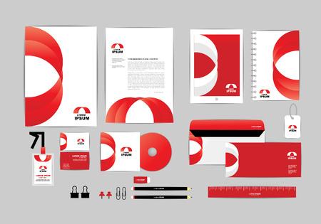 corporate: corporate identity template