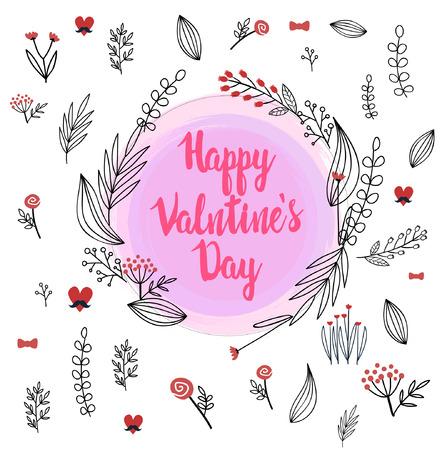 valentine banner template design no9