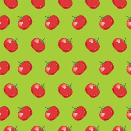 tomato icon pattern vector design no2