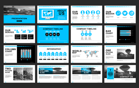 Templates  presentation for annual report, banner, flyer, leaflet, brochure, corporate report, marketing, advertising. vector design. no6